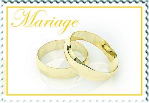 le timbre vignette personnalise ne dispense pas de laffranchissement postal - Timbres Personnaliss Mariage